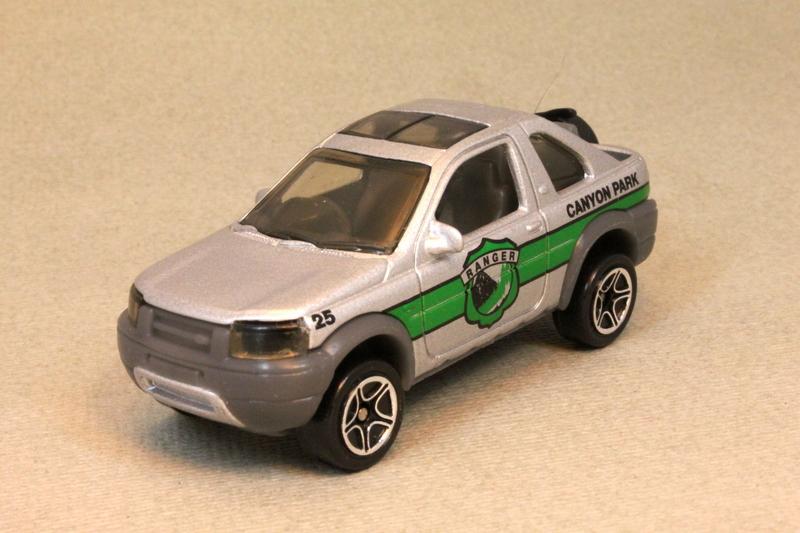 Matchbox Land Rover Land Rover Freelander NP01