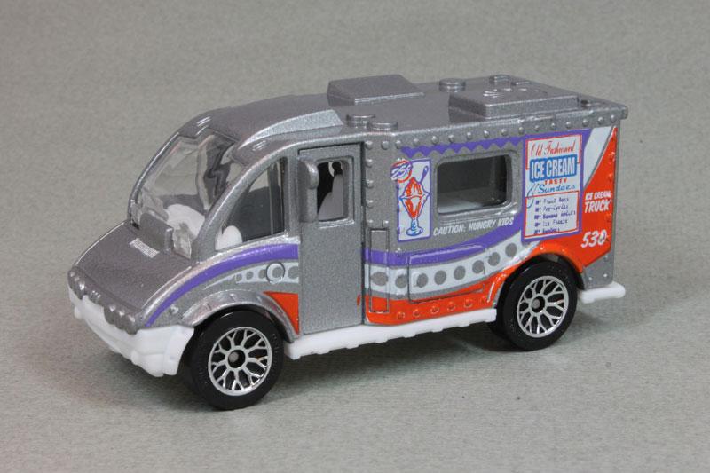 High Quality Ice Cream Truck
