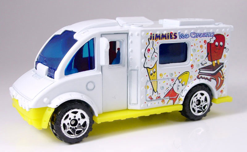 SF0603 Ice Cream Truck