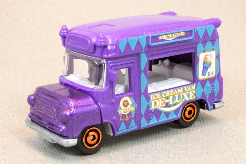 Marvelous Heritage Ice Cream Truck