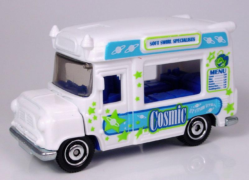Heritage Ice Cream Truck